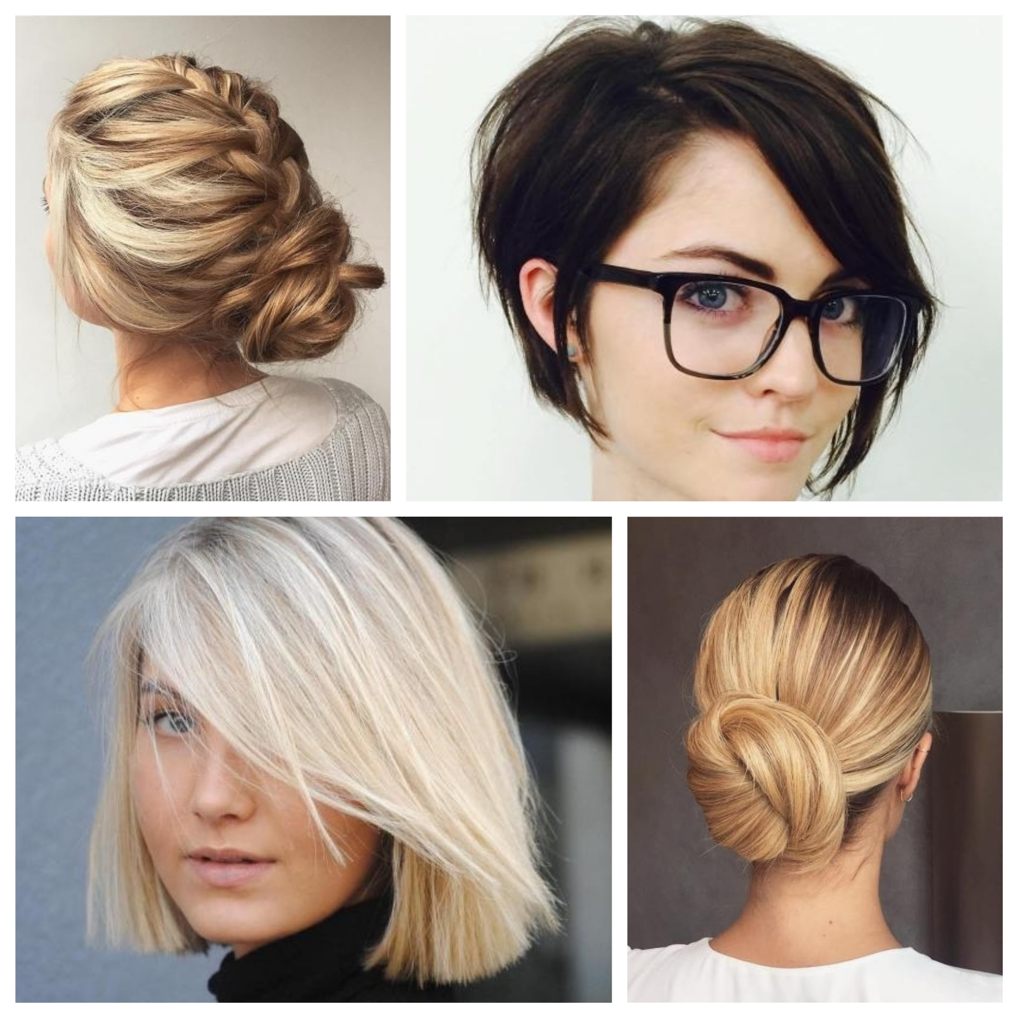 Sophisticated Yet Easy to Do Hairstyles for Professional ...