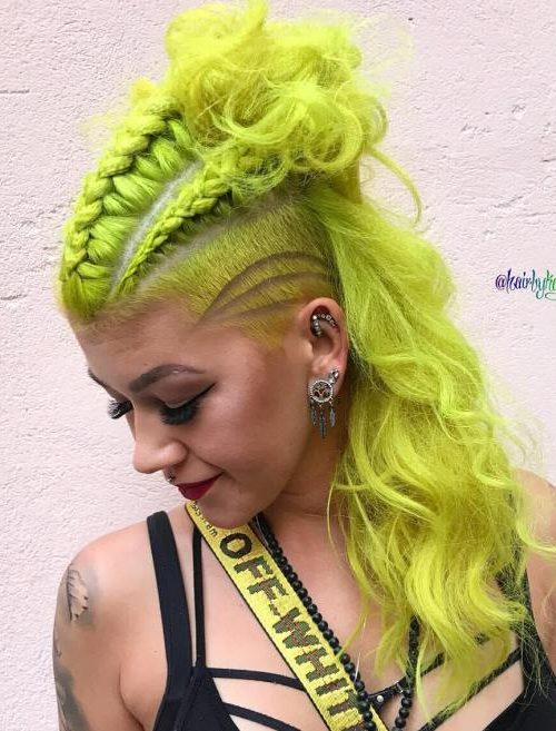 Bold Hairstyles With Braids For 2019 2019 Haircuts
