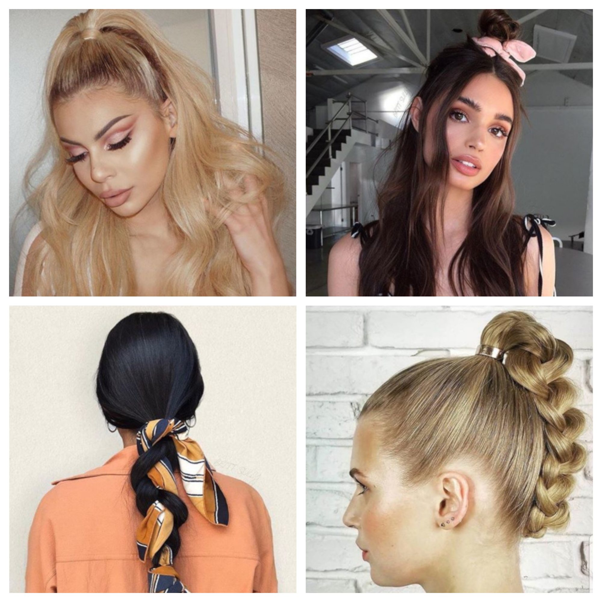Braided Hairstyles 2019 Haircuts Hairstyles And Hair Colors