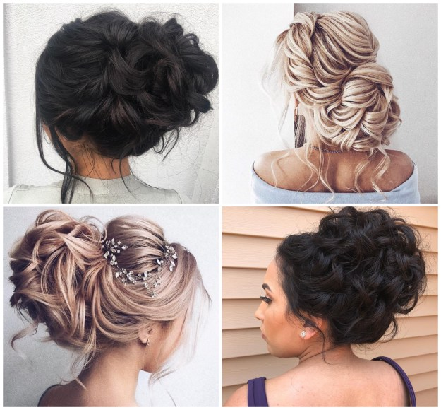 Wedding Hairstyles 2019 Haircuts Hairstyles And Hair Colors