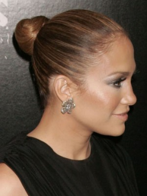 2014 bun hairstyles