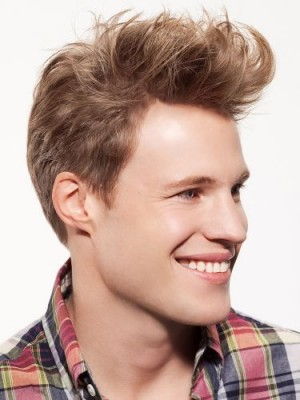 crew cut hairstyle for men 2014