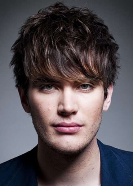 2021 fashionable hairstyles for men