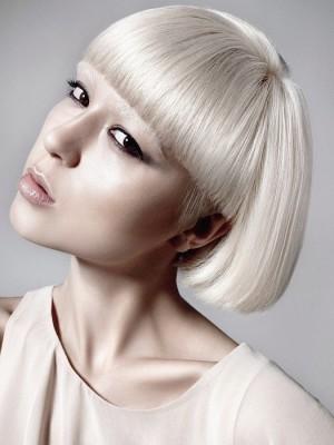 Bang Hairstyles 2014