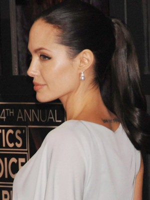 long ponytail hairstyles 2014