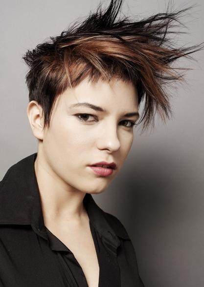 2012 subtle hair highlights