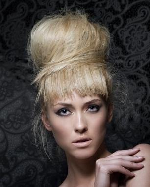 retro_big_bun hairstyle 2012