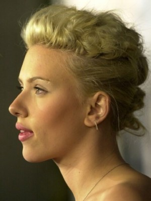 up-do hairstyles for short hair