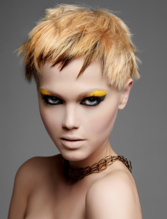 2012 punk hair color