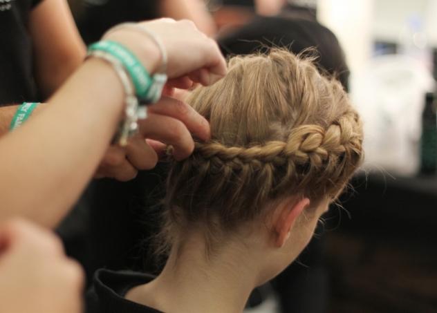 tips to create halo braid