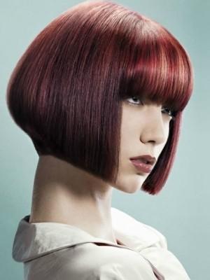 2021 medium bob hairstyle