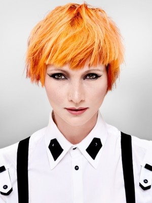 Bright hair color for 2013