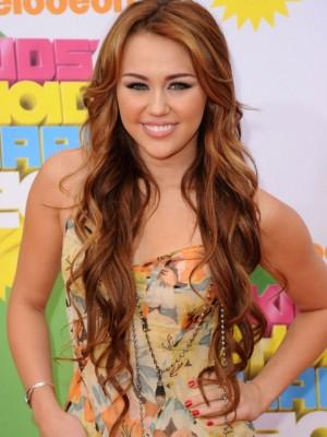 Celebrity Hair Colors 2014