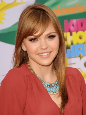 Celebrity red Hair Color