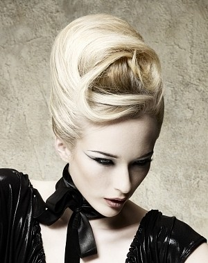 Chic Formal Hair Updos 01