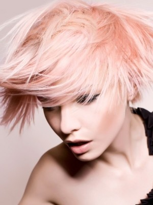 Light hair color 2014