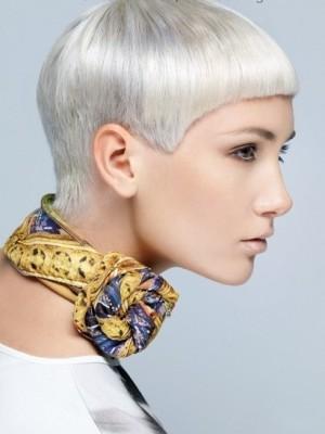 Platinum blonde hair color 2014
