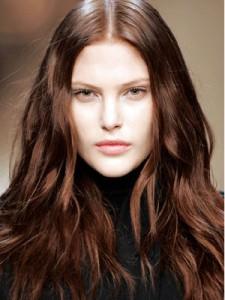 dark brown hairstyles 2014