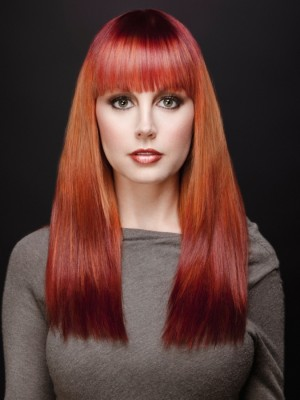 red hair color 2021