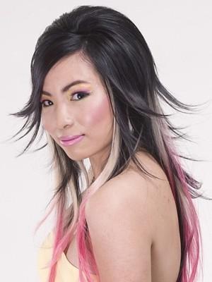 colorfull Long Hair Highlights