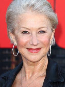 Helen-Mirren-fair-skin-gray-hair