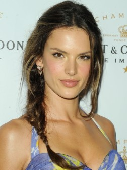 celebrity braided hairstyle