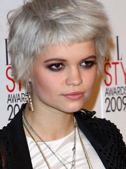 trendy gray hair color