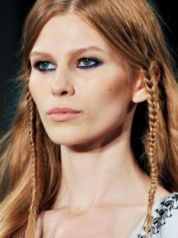 hippe hairstyle with braids