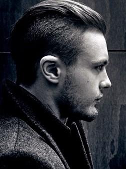 male undercut hairstyle