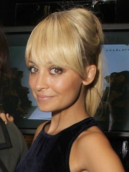 nicole-richie-ponytail-hairstyle