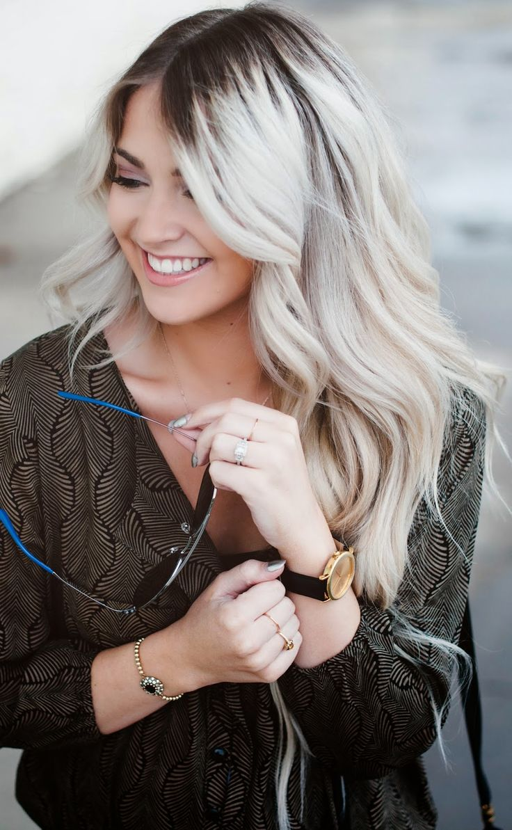 hair with roots styles hair color ideas with roots for 2016 2019 haircuts 3460