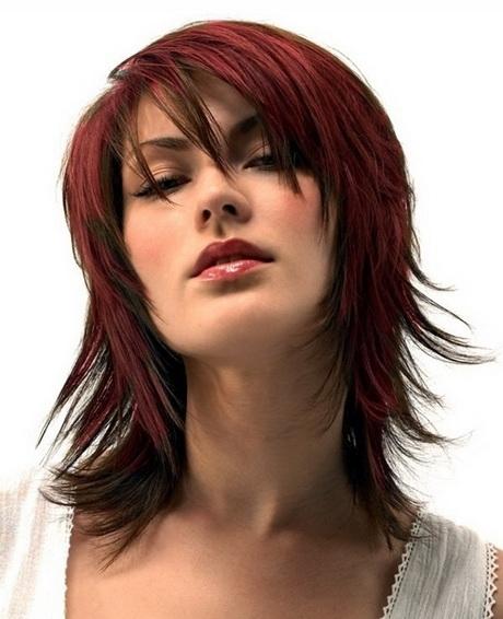 bold shag haircut 2022