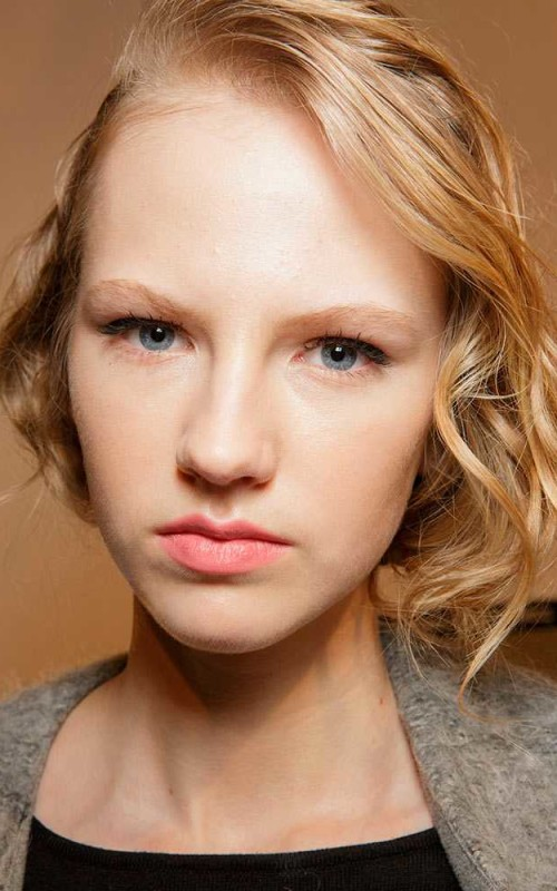 faux bob hairstyle for winter 2016