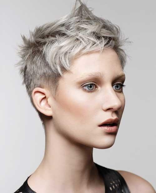 light silver hair color 2022