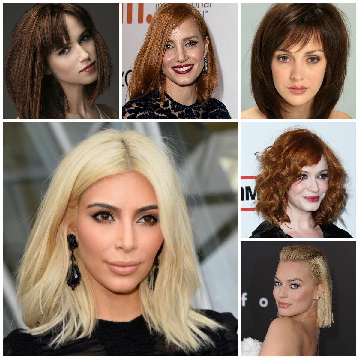 medium bob hairstyles 2022