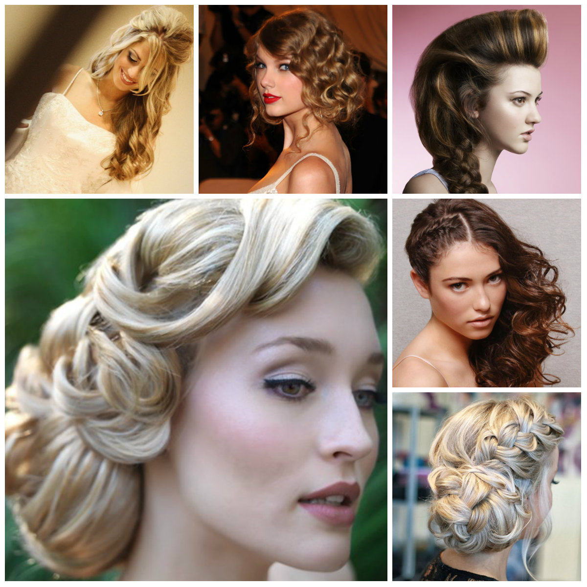 party hairstyles for long hair 2022