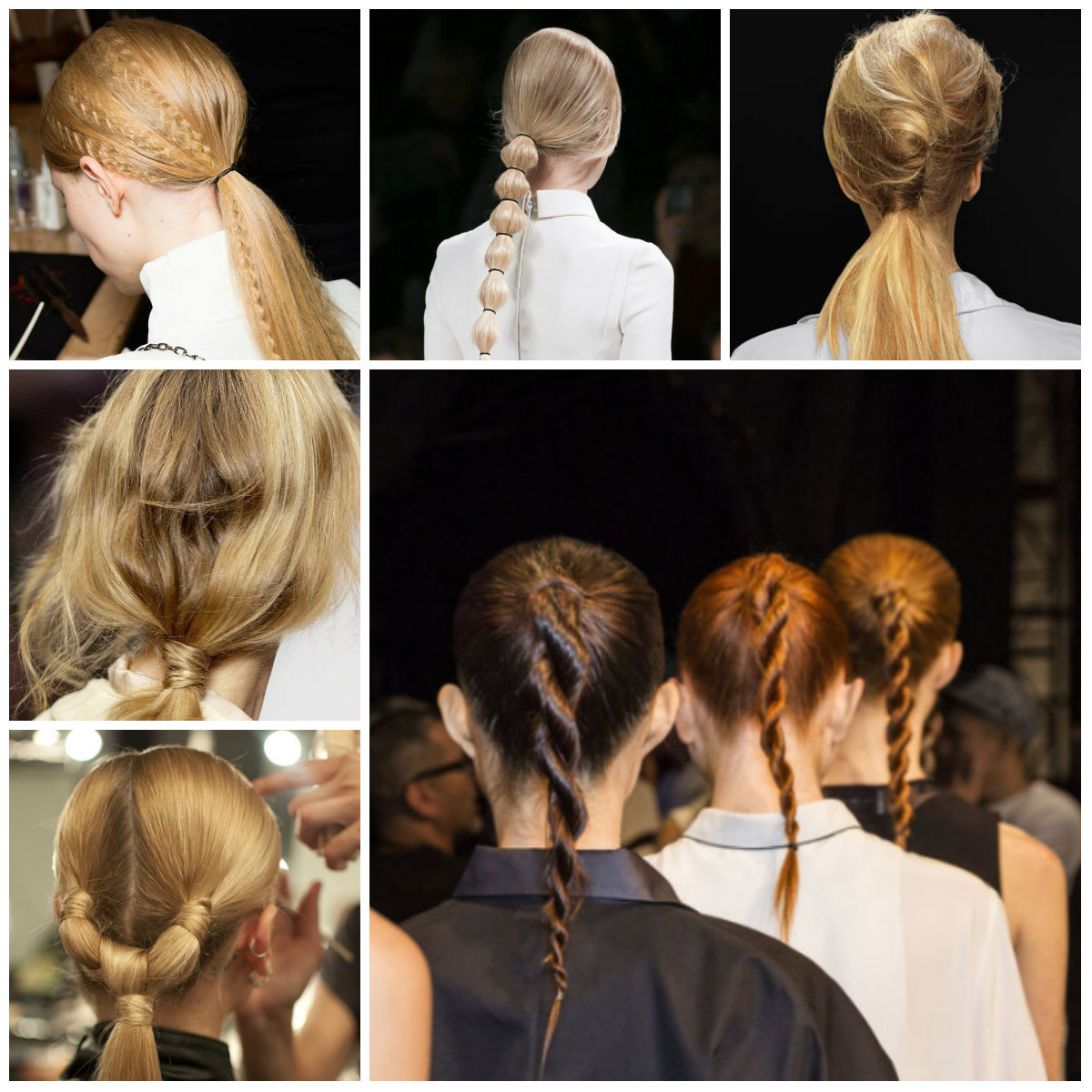 ponytail hairstyles 2022