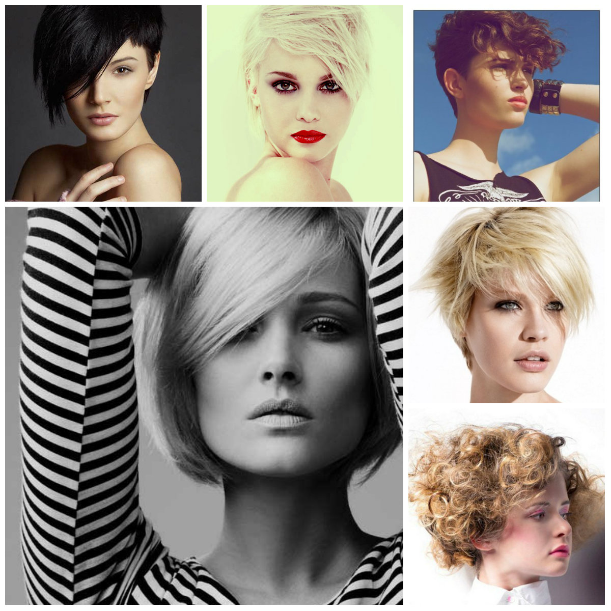 short haircuts for 2016