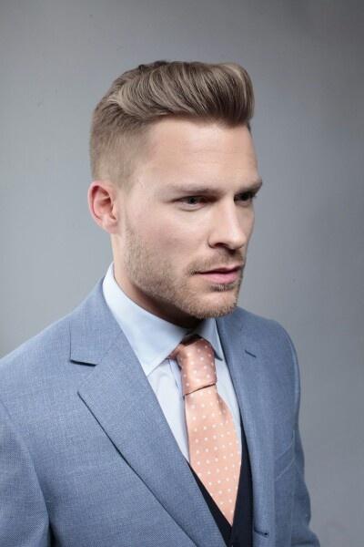 sleek pompadour hairstyle 2016