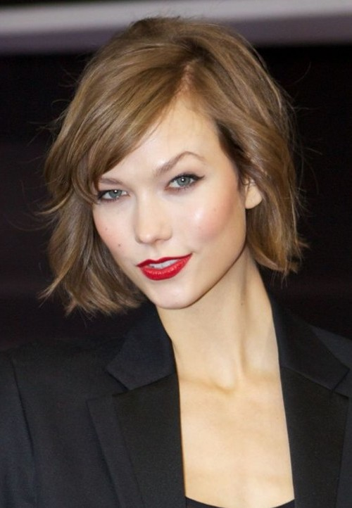 short casual bob hairstyle for 2022