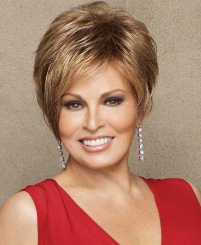 short layered haircut for mature women 2022