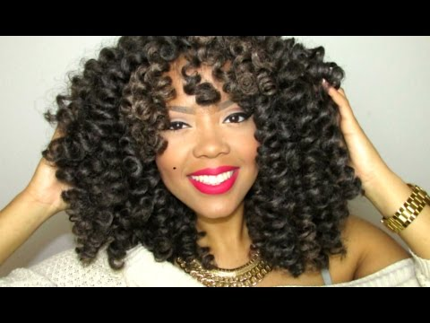 Crochet Braids hairstyle for 2016