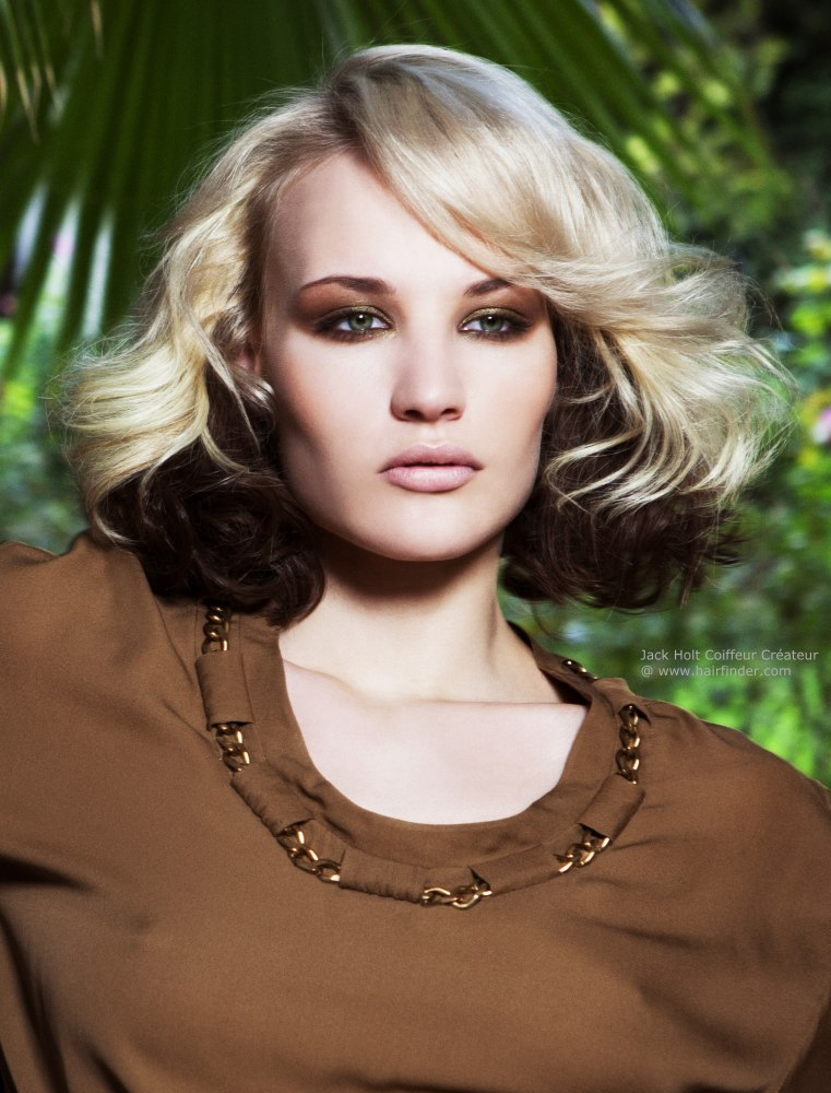 two hair color styles 2016 two tone hair colors for haircuts 2019 2989 | two tone bob hairstyle 2016
