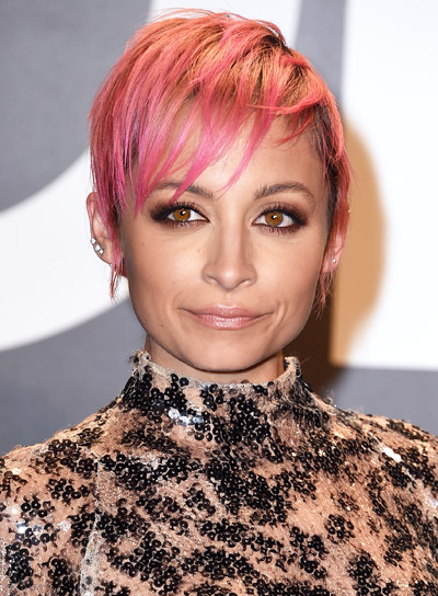 funky pixie hairstyle 2016
