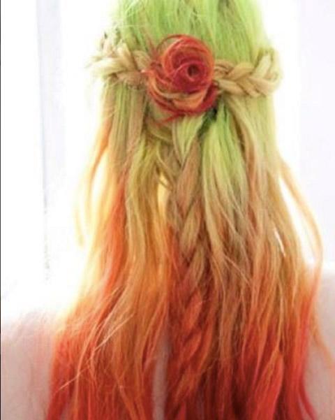 helle Haarfarbe Ideen für das Jahr 2016