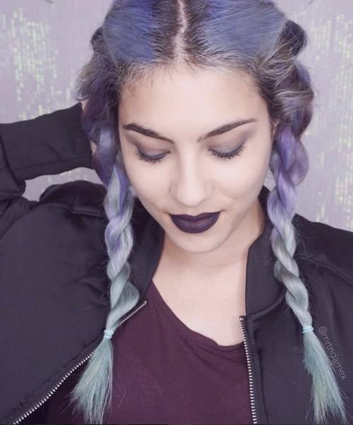 Multi getönten Haarfarbe für Frauen 2016