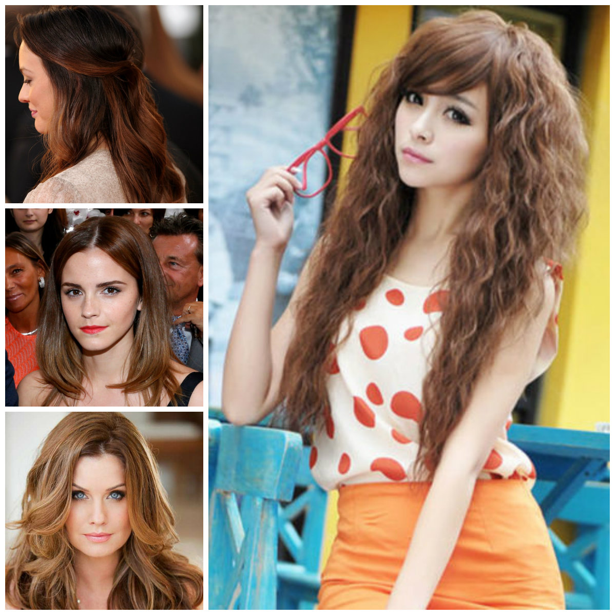 Females Subtle Layered Hairstyles
