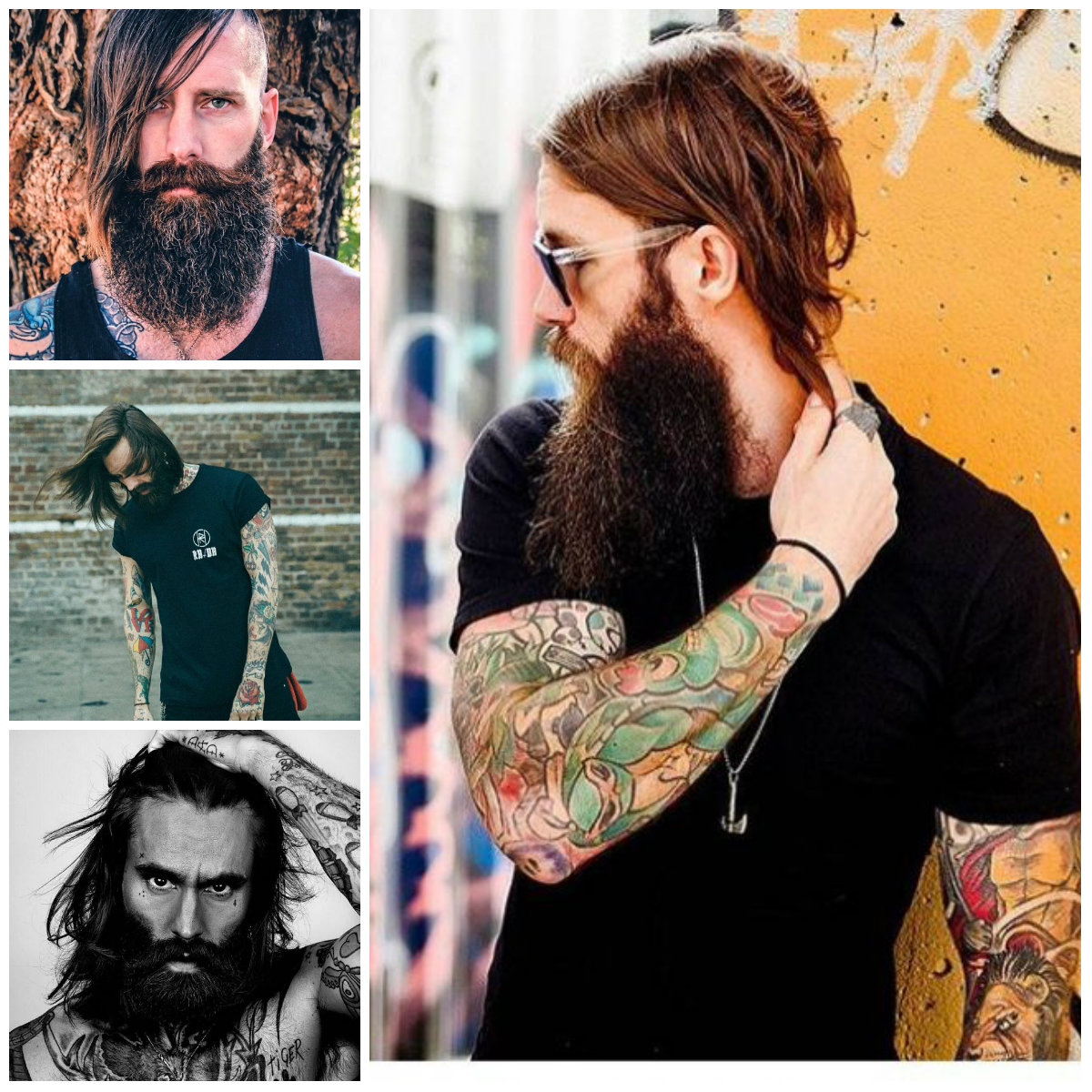 Mens Chin Length Hairstyles
