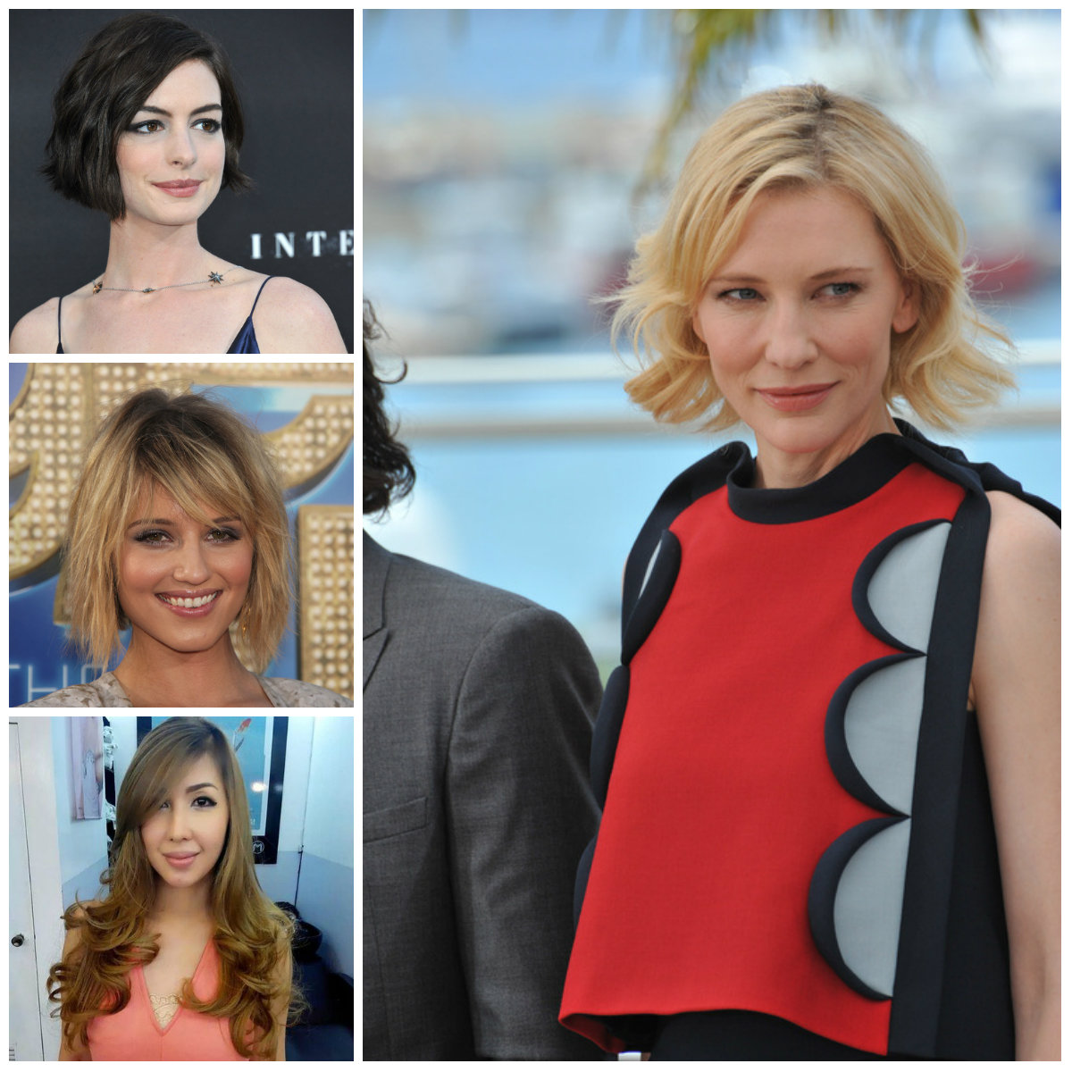 Best Hairstyles for Long Face Shapes
