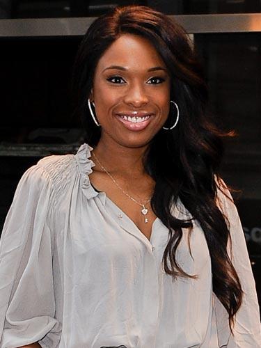Jennifer Hudson Dark Hair 2022
